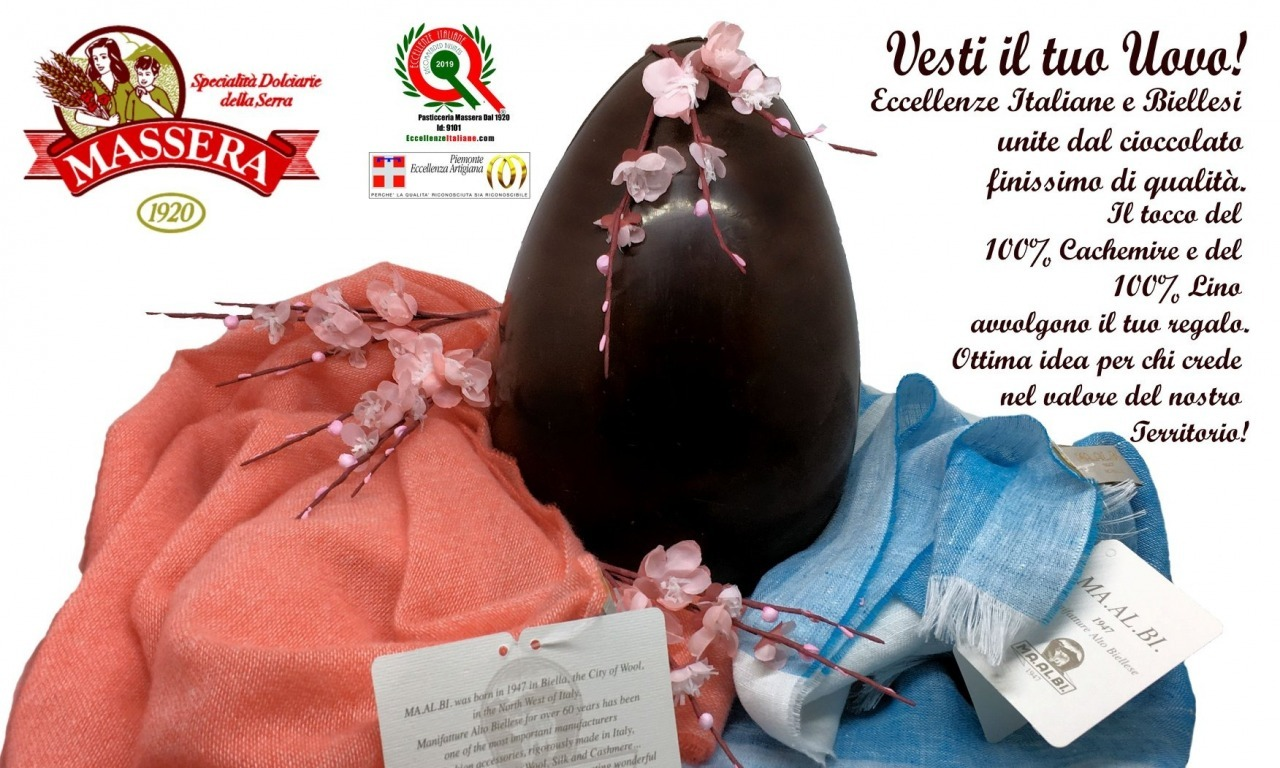 Immagine news A Pasqua scegli la qualità e la dolcezza dei prodotti della  Pasticceria Massera Gino srl con una sorpresa speciale!